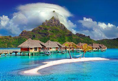 Luxe resort
